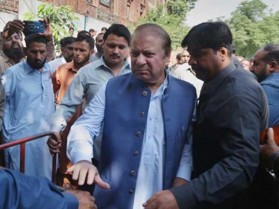 Nawaz Sharif moves SC for extension of 6-week bail