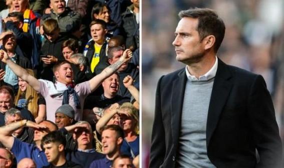 Leeds chant 'good fun' - Lampard not fazed by 'Spygate' song