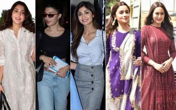 Tara Sutaria, Rakul Preet Singh, Jacqueline Fernandez, Shilpa Shetty Or Twinkle Khanna?