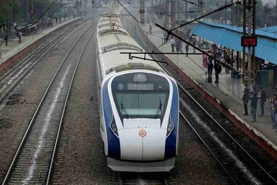 Vande Bharat Express beats Rajdhani, Shatabdi! 1st train with 100 kmph average speed between Delhi-Allahabad