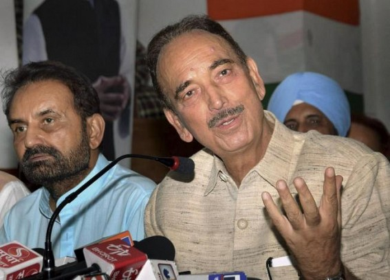 Neither BJP nor NDA will form govt at Centre: Azad