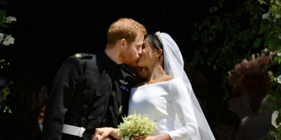 The Duke and Duchess of Sussex celebrate first wedding anniversary with unseen photos