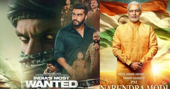India's Most Wanted Vs PM Narendra Modi First Day Box Office Prediction – Which Patriotic Drama Will Open Bigger ?