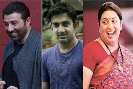 Celebrity candidates: Moon Moon's bed tea drowns her in Asansol, Sunny Deol packs a punch – A look at winners and losers