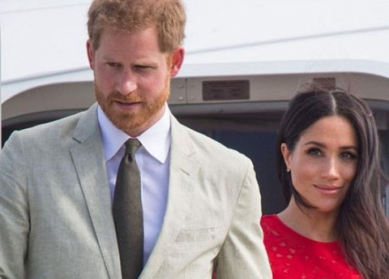 Prince Harry flew on a commercial flight and people were freaking out