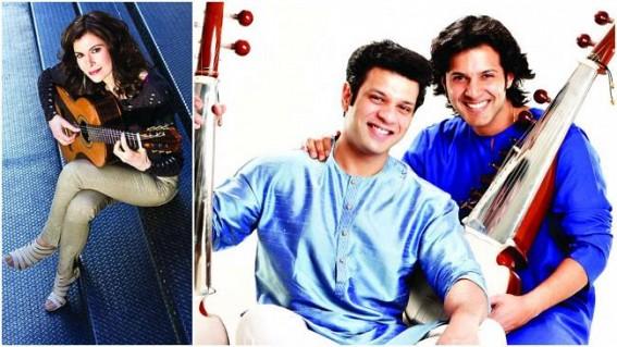 Aparshakti, Darshan, Akasa team up for World Music Day