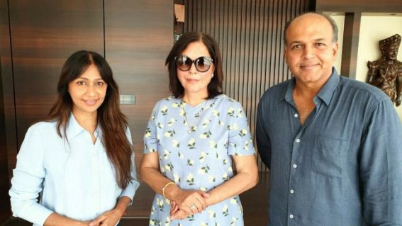 Zeenat Aman joins 'Panipat' cast