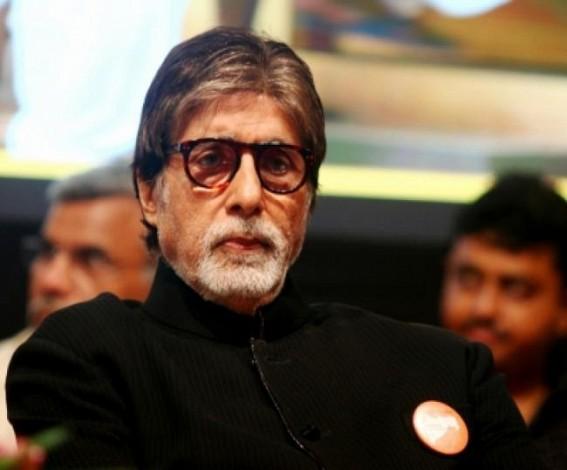 Big B feels Resul Pookutty gives him too much credit