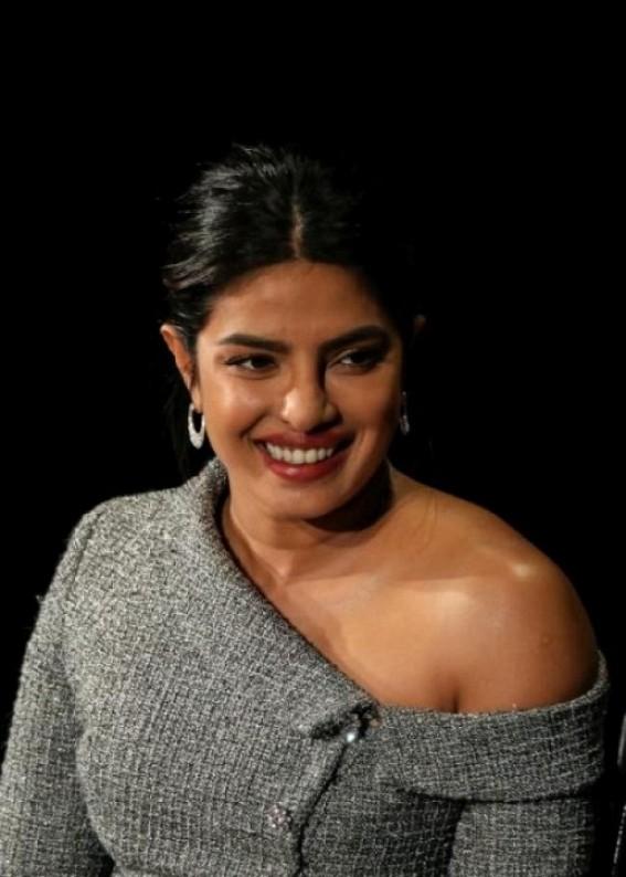 Future of the world lies in hands of children: Priyanka