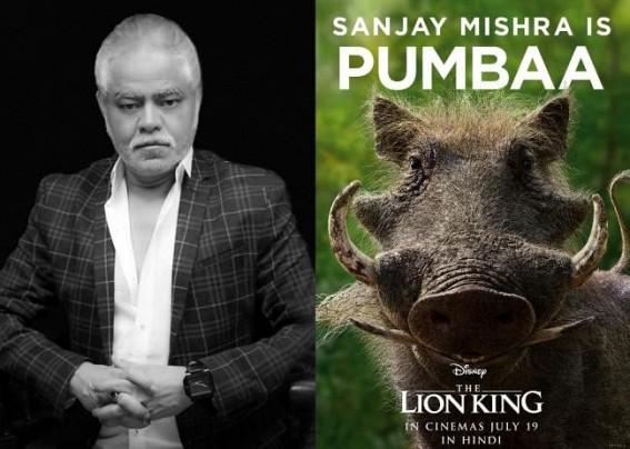 Ashish Vidyarthi, Shreyas Talpade join 'The Lion King'