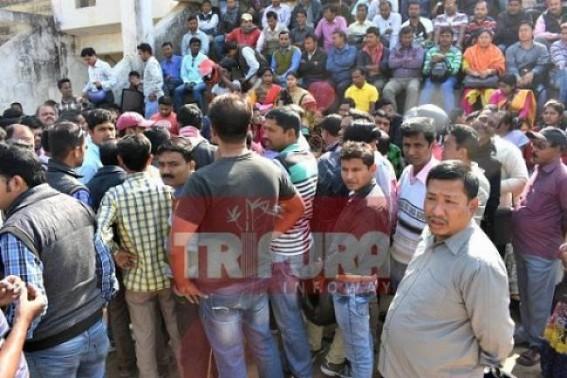 Supreme Court, High Court terminated Tripura's 10323 teachers said, 'Have full faith on BJP Govt about Regularization'
