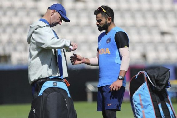 India physio Farhat thanks BCCI on last day at work