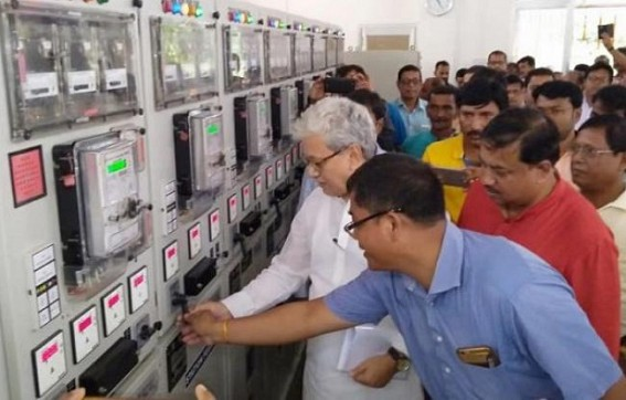33/11kv sub-station inaugurated in Jute Mill