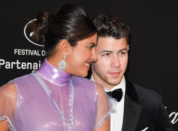 Priyanka Chopra, Nick Jonas work out together