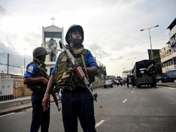60 detained over SL Easter Sunday terror attacks