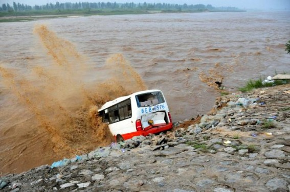 China floods: 22 killed, 7 mn affected since June