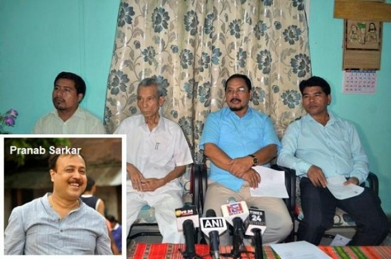Minister Mebar Jamatia blasts Tripura's FAKE news factory 'Headlines Tripura' for broadcasting FAKE news