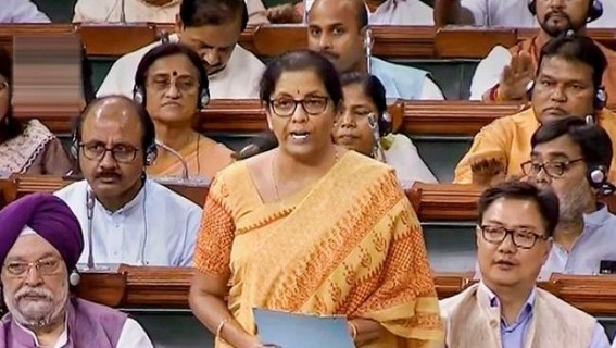 Finance Bill amends 7 direct, indirect taxation laws: Sitharaman