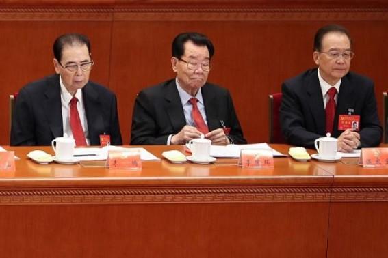 Former Chinese Prime Minister Li Peng dead