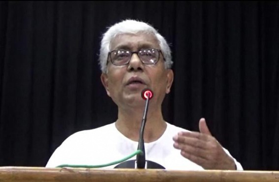 Manik Sarkar hits Sunil Deodhar for forgetting his 'Missed Call' job promise