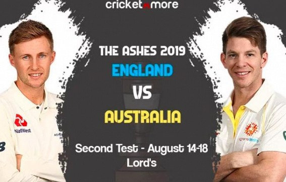 Ashes: England eye comeback at historic Lord's