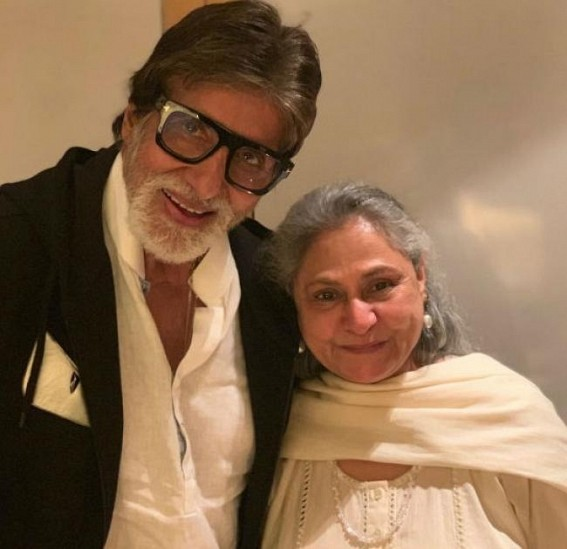 Big B thanks wife Jaya for watching KBC regularly