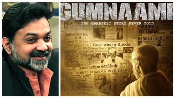 Srijit Mukherji seeks answers to Bose 'death' mystery in new film