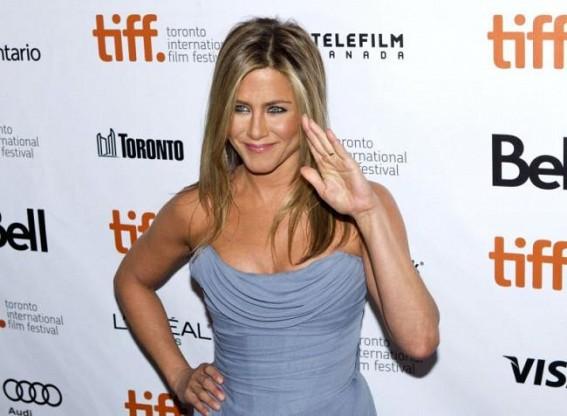 Jennifer Aniston reveals her unusual wellness ritual