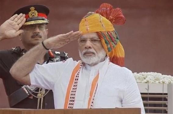 Modi hails ISRO for Chandrayaan2's entry into lunar orbit