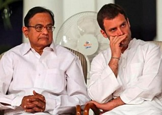 Modi government using CBI, ED to target Chidambaram: Rahul