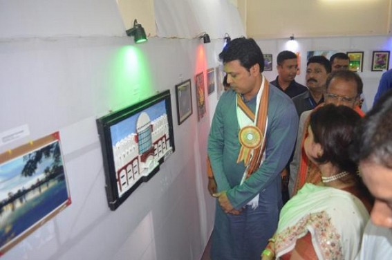 CM called for International Investments in Tripura's Health-Care sector