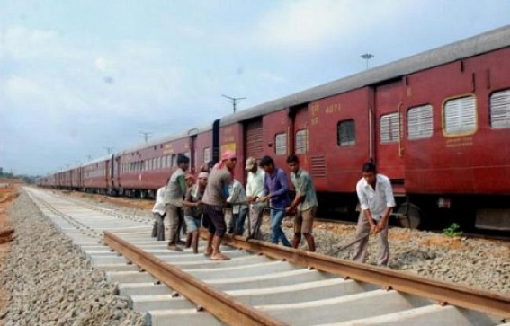 Indo-Bangladesh rail project progresses at snail's pace