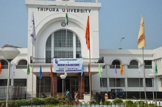 Tripura University Faculty to attend International Conference