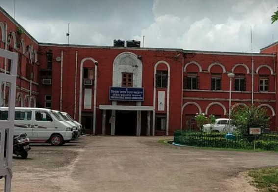 Tripura to recruit 50 TCS, TPS officers per year