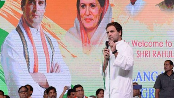 Rahul slams Pak, says Kashmir India's internal issue