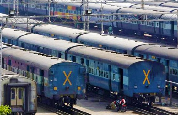 Indian Railways battles to extend lines in Northeast