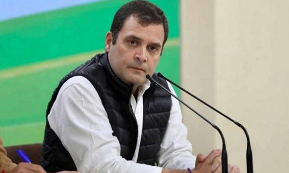 Congress slams Pak for using Rahul's name in UN letter