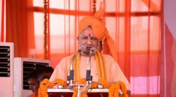 'Ram temple will be built during Yogi rule'