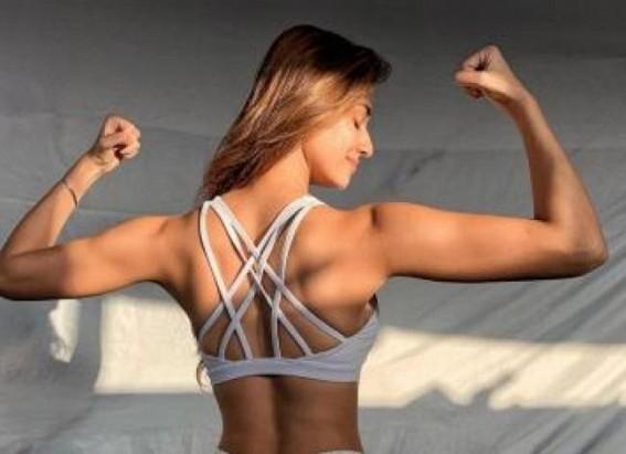 Disha Patani's fit body takes social media by storm