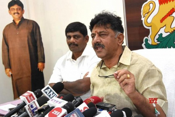 ED opposes Shivakumar's plea for protection from arrest