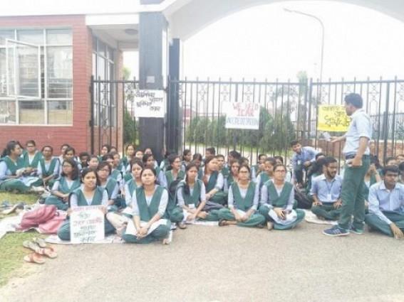 Tripura Colleges needs' lecturers recruitment