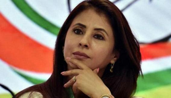 Feeling 'betrayed', Urmila Matondkar quits Congress