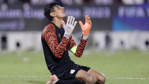 Everyone played their hearts out against Qatar: Sandhu