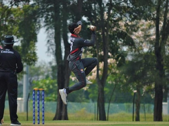 Kolkata-born UAE spinner Rishabh dreams of donning India jersey