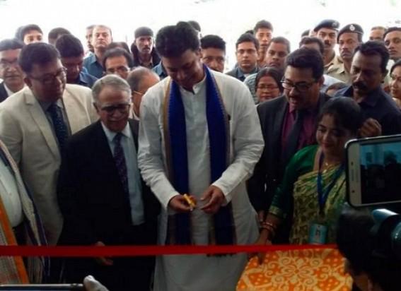 CM inaugurates Khowai Court's new building