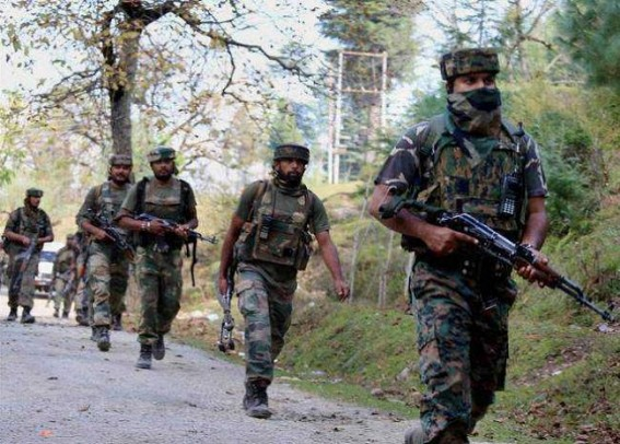 Top LeT militant behind attack in Sopore killed