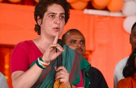Why BJP govt is so confused over economy: Priyanka Gandhi