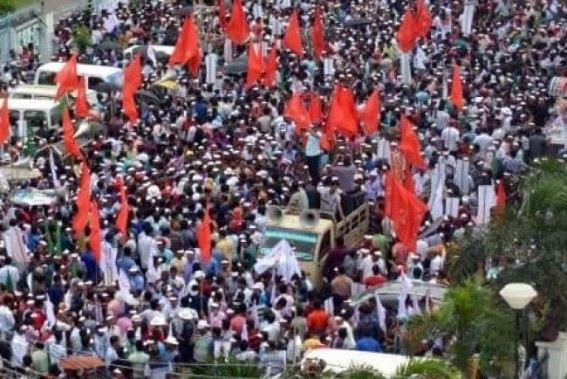 CPI-M to organize biggest ever 'Dalit' protest in Tripura, 'Raj Bhawan Chalo' movement  expected to lead 'mass-gathering'
