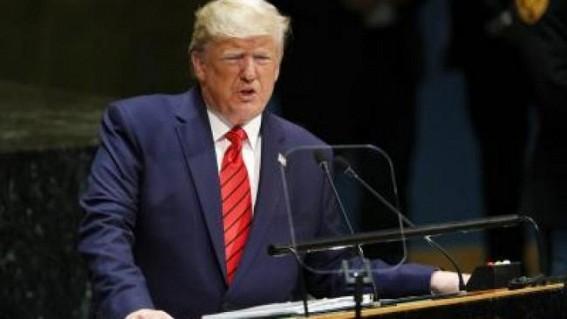 Trump takes knife to prison yard