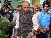 Rajnath pushes for indigenisation of defence equipment